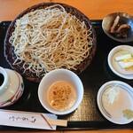 蕎麦の茶屋 丸山 - 料理写真:くるみだれそば 大盛