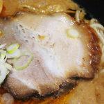 AUN - 半熟玉子坦々麺(チャーシューアップ)