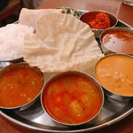 Truly south indian dakshin yaesu -