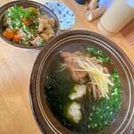 自家製麺沖縄そば 海と麦と -