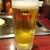 お好み焼 ゆかり - ドリンク写真:生ビール中
