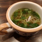 キッチン マカベ - スープ