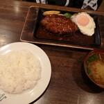 キッチン マカベ - 夫のハンバーグ