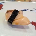 寿司栄 華やぎ - 焼き白貝