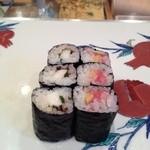 寿司栄 華やぎ - 巻き物