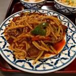 メコン - 牛肉の辛口炒め