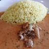 かのやばら園 ローズダイナー - 料理写真:ばらカレー