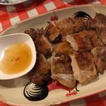 ガムランディー - 鶏の炭火焼