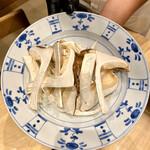 すき焼き十二天 - 松茸