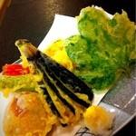 水舎 - 天ぷら