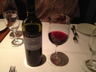 BAROLO - Ristorante da 1830 - テーブルワインは3800円。