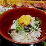 140781457 - 牡蠣ご飯。