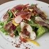 バール コラヴェ - 料理写真:ハモンイベリコのサラダ