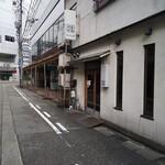 とんぺい - 富山駅近く
