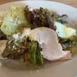 下川六〇酵素卵と北海道小麦の生パスタ 麦と卵 -