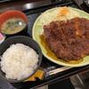 みそかつ・矢場とん - 料理写真:みそわらじとんかつ定食