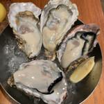 湘南バルはなたれ The Fish and Oysters - 追い生牡蠣