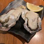 湘南バルはなたれ The Fish and Oysters - 追い追い生牡蠣