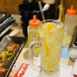 0秒レモンサワー 仙台ホルモン焼肉酒場 ときわ亭 -