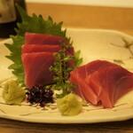 天ぷら新宿つな八 - マグロ