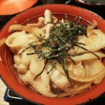 さ竹 - 生姜焼き丼