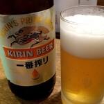 山代屋 - 瓶ビール