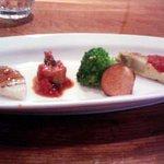 フランコベルゴ - 前菜の盛り合わせ