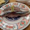 廻鮮寿司 塩釜港 - 料理写真:生サンマ