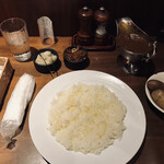 Gaviaru - ビーフカレー(1.600円)の辛口