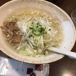 麺 中中 - 料理写真: