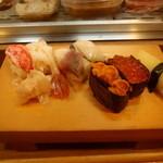 14081185 - おまかせ寿司③