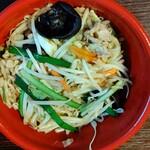 中華大新  - 野菜炒め