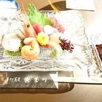 旬食酒 手打蕎麦 玉川 -