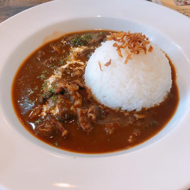 松濤terrace westの料理の写真