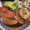 Morinokafe - 料理写真:ご飯隠れてます