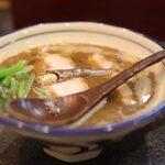 烈志笑魚油 麺香房 三く - 料理写真: