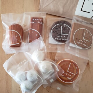 焼き菓子屋 TEKUTEKU - 料理写真: