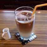 ショコラ - アイスカフェラテ