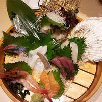 魚民-お造り七種盛り