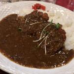 ファイブペニー - 料理写真:カレー(辛口)