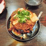 和×伊 大衆酒場カランコロン - マーボー豆腐
