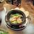 和×伊 大衆酒場カランコロン - 料理写真:海老とアスパラのアヒージョ