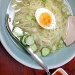 食道苑 - 料理写真:盛岡冷麺