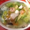 紅梅食堂 - 料理写真:広東メン ¥700