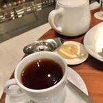 140837693 - 珍しく?紅茶チョイス