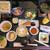 ホテル一井 - 朝食全体