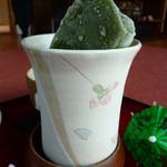 さくら茶屋 - 抹茶氷