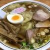 中華そば 富士屋 - 料理写真:お薦め!:ワンタン麺