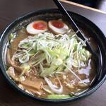 140846564 - ねぎたまらぁ麺(醬油)@980円