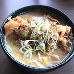 140846570 - ぱいくぅ麺(味噌)@1,050円